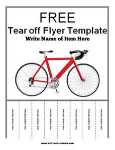 for sale template with tear offs tear flyer template 18 tear flyer templates free