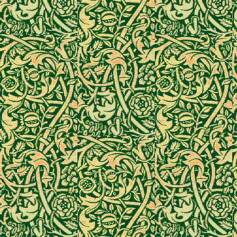 Morris Custom Upholstery by Morris Bramble Green Fabric Amyvail Spoonflower