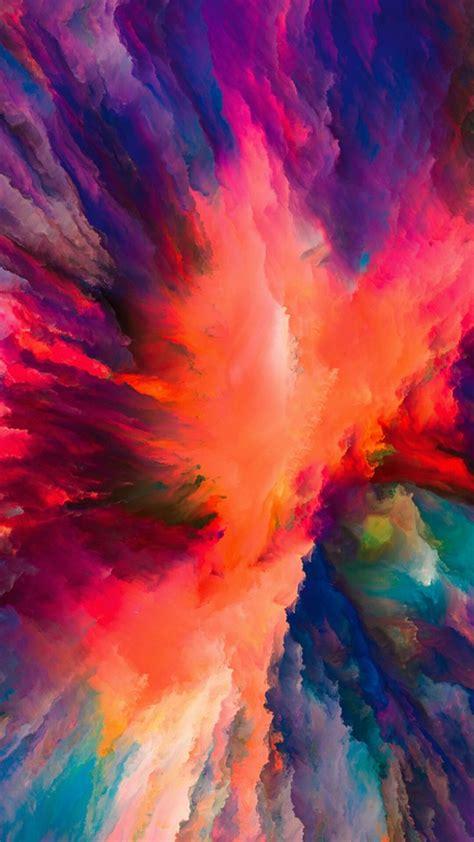 pin  iyan sofyan  abstract amoled liquid gradient colorful wallpaper ios  wallpaper