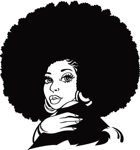 afro hairstyles vector 10 encouraging natural hair quotes you need