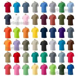 tshirt colors gildan mens ultra cotton mens sleeve t shirt