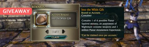 Mmohut Giveaway - mmohuts rift into the wilds squirrel pack giveaway riftgrate