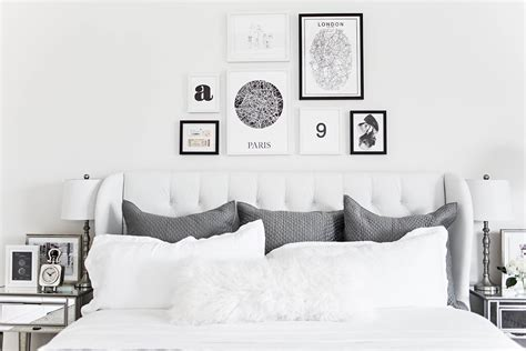 Bedroom Fashion by Bedroom Gallery Wall Hello Fashion