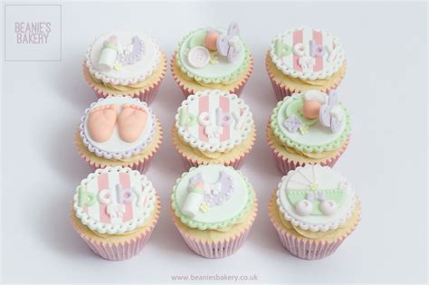 Handmade Cupcakes - baby shower cupcakes handmade cupcakes and cakes by