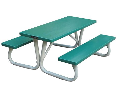 childrens folding picnic table 6 aluminum folding kid s picnic table