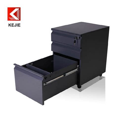 desk pedestal filing cabinet 3 drawer movable cabinet small mdf filing cabinet