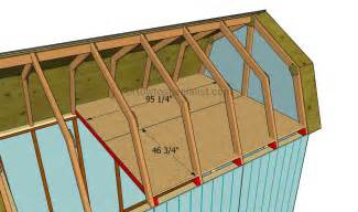 gambrel roof design tool shed construction plans gambrel roof shed with loft throughout barn shed plans to build a