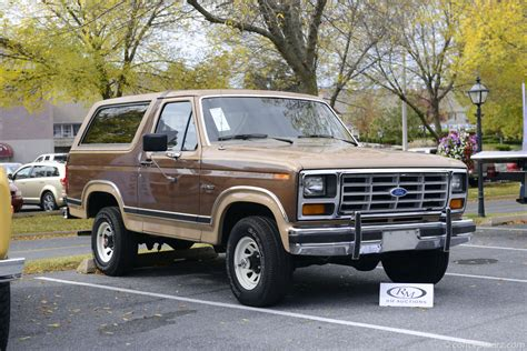 how to work on cars 1984 ford bronco ii seat position control 1984 ford bronco history pictures value auction sales research and news