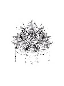Lotus Flower Mandala Meaning 25 Best Ideas About Lotus Flower Mandala On