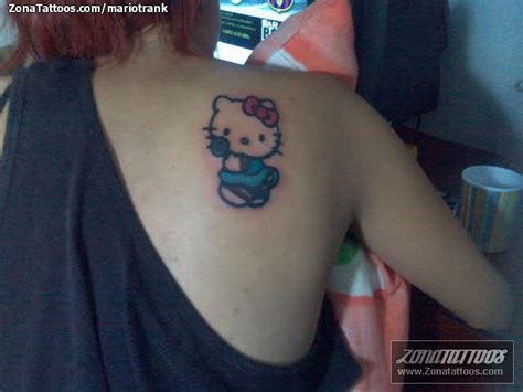 imagenes de hello kitty tatuajes tatuajes de hello kitty imagui