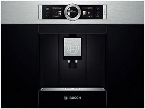 einbau kaffeevollautomat bosch ctl636es1 einbau kaffeevollautomat edelstahl