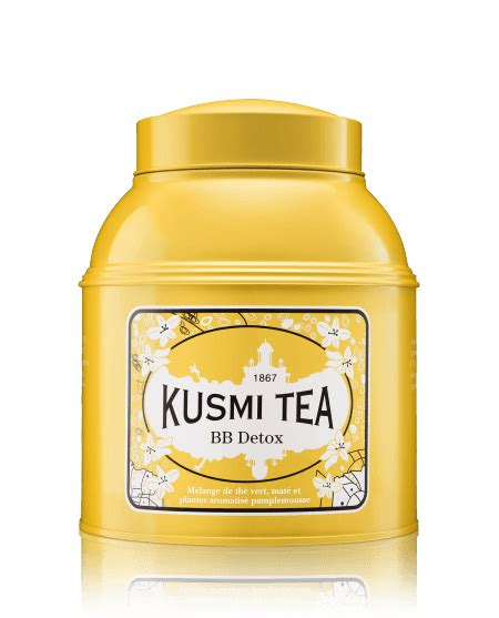 Kusmi Tea Detox Bb by Bb Detox Kusmi Tea