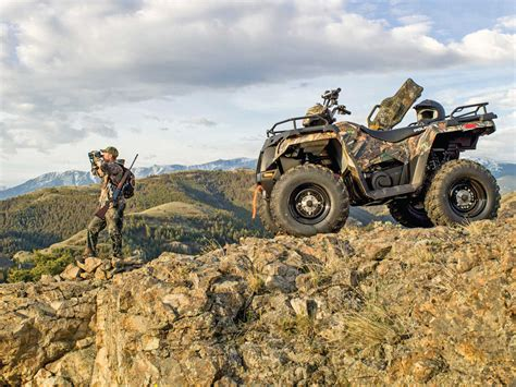 what should sportsman always consider when hunting from a boat hunt special woods warrior atv illustrated