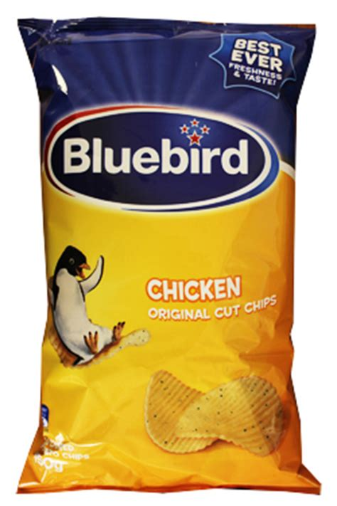 bluebird chicken chips chips from new zealand