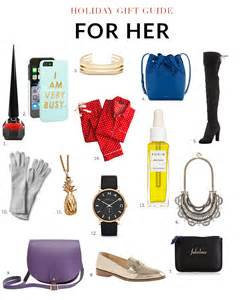 holiday gift guide 2014 gifts for her sohautestyle com