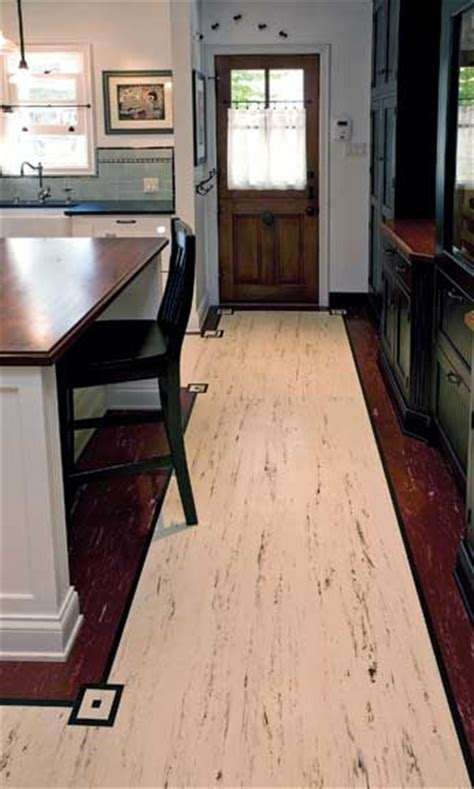 Resilient Floors for Old Houses: Eco Friendly Linoleum