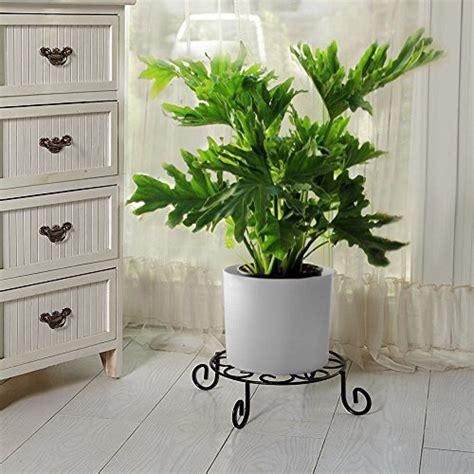 in door plant put in pot vide amagabeli 10 inch metal potted plant stand rustproof iron