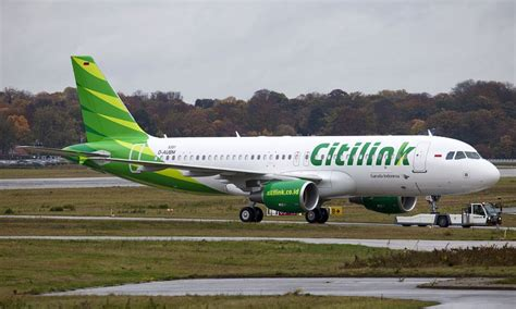 citilink fleet citilink orders 25 airbus a320neo
