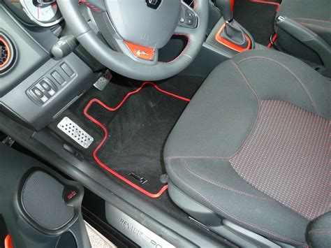 4rs tapis renault sport clio rs concept