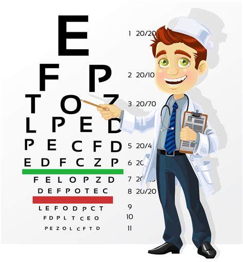imagenes test visual carnet de conducir y una revisi 243 n con un optometrista