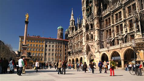 Munich Mba Fees by Related Keywords Suggestions For Marienplatz