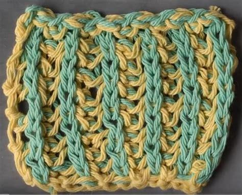 two color brioche stitch how to knit two color brioche stitch allfreeknitting