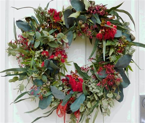 wreaths into the woods floral foliage design