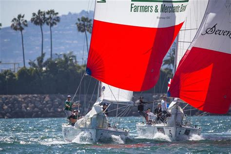 boat show long beach 2018 congressional cup day 1 long beach yacht club april