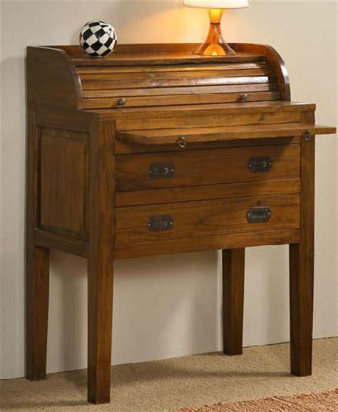un buro buro escritorio teca dasten de artesania y decoracion