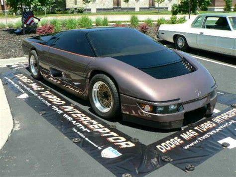 Chrysler Turbo Interceptor by Dodge M4s Turbo Interceptor Cars Cars