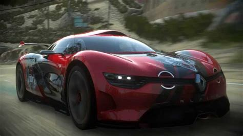 renault alpine a110 50 driveclub renault alpine a110 50 gameplay