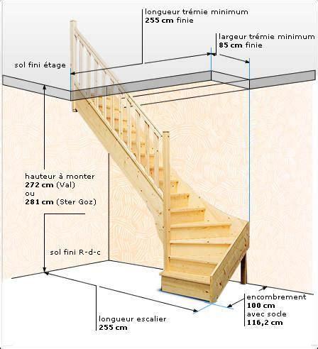 Escalier Quart Tournant Haut 55 by Escaliers Flin Produits Escaliers Tournants