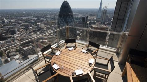 best roof top bars in london top 10 best rooftop restaurants in london with roof terraces