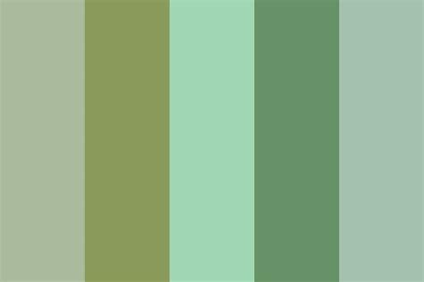 sage green color wheel sage green color palette for my house pinterest