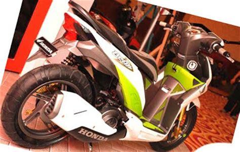 Batok Belakang Honda Beat F1 6 modifikasi honda beat pgm f1 injeksi terbaru
