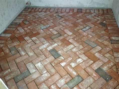 17 best images about brick flooring on brick