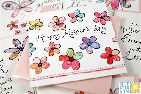 mother s day greeting card handmade surprise your mom this mother s day with these amazing
