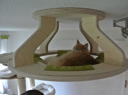 this purrrrrfect cat furniture is simply miaow....vellous!
