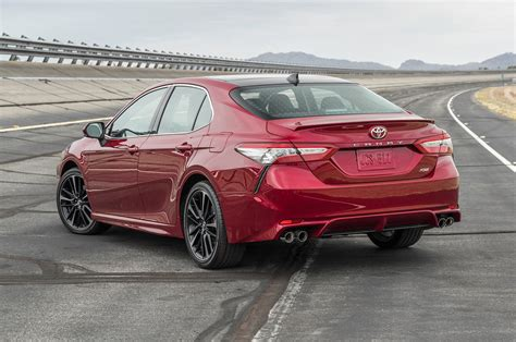 Toyota Camry 2018 20 Things You Didn T About The 2018 Toyota Camry