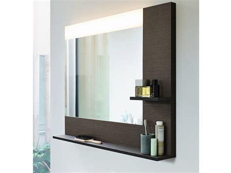 illuminazione specchio specchio a parete con illuminazione integrata per bagno