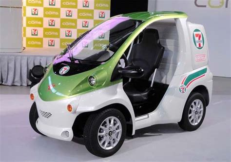 toyota coms seven eleven to use toyota coms evs for deliveries