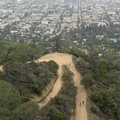 griffith park trail los angeles ca