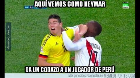 Peru Vs Colombia Memes - per 250 vs colombia los mejores memes tras el pase de la