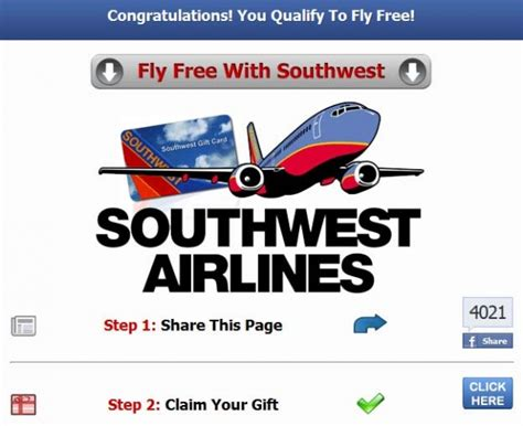 Southwest Airline Free Ticket Giveaway - free southwest airline tickets flights search engine