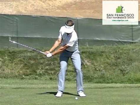 john daly golf swing slow motion jamie lovemark golf swing fo 300 fps youtube