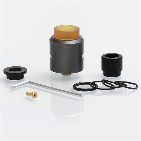 Authentic Rda Druga 24 24 99 authentic augvape druga rda grey 24mm rebuildable atomizer