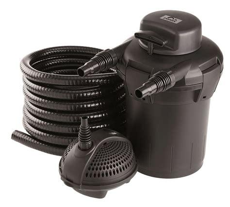 Permalink to Fish Mate 5000 Compact Pond Filter – Pressurised UV Pond Filter: 15000 PUV