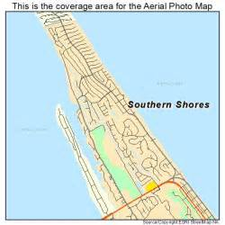 map of southern carolina aerial photography map of southern shores nc carolina