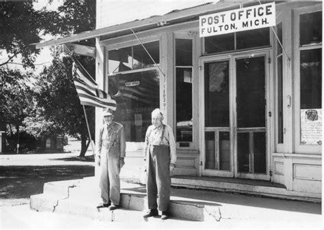 Post Office 42nd fulton michigan