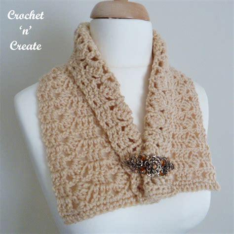 collared cowl free crochet pattern crochet n create neck warmer cowl free crochet pattern crochet n create